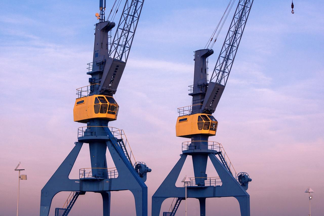 Baustellen Rostock